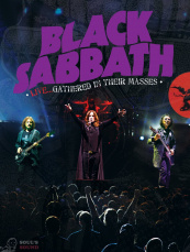 Black Sabbath Live….Gathered In Their Masses DVD