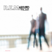 R.E.M. AROUND THE SUN CD