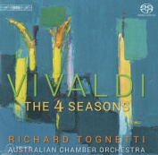 Richard Tognetti. Australian Chamber Orchestra. Vivaldi. The Four Seasons SACD