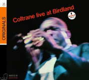 John Coltrane Live At Birdland CD