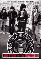 RAMONES - END OF THE CENTURY: THE STORY OF THE RAMONES DVD