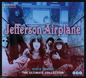 JEFFERSON AIRPLANE - THE ULTIMATE COLLECTION - WHITE RABBIT 3CD