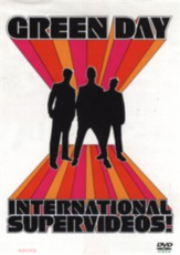 GREEN DAY - INTERNATIONAL SUPERVIDEOS! DVD