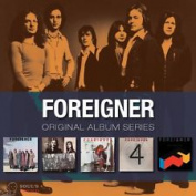 FOREIGNER - ORIGINAL ALBUM SERIES 5 CD