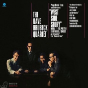 "DAVE BRUBECK - ""PLAYS MUSIC FROM """"WEST SIDE STORY"""" AND OTHER WORKS"" LP"