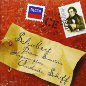 Andras Schiff Schubert The Piano Sonatas 9 CD