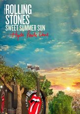The Rolling Stones Sweet Summer Sun - Hyde Park Live 2 CD