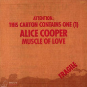 ALICE COOPER - MUSCLE OF LOVE CD