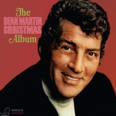 The Dean Martin Christmas Album LP Red