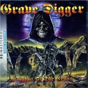 GRAVE DIGGER - KNIGHTS OF THE CROSS - REMASTERED 2006 CD