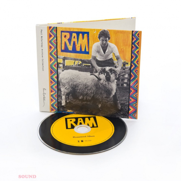 Paul McCartney Ram CD