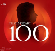 VARIOUS ARTISTS - 100 BEST MOZART 6 CD