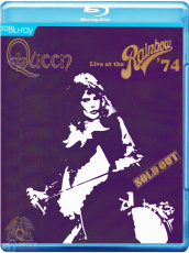 Queen Live At The Rainbow Blu-Ray