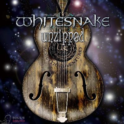 Whitesnake Unzipped CD