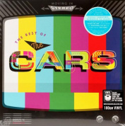 The Cars Moving in Stereo : The Best of the Cars 2 LP