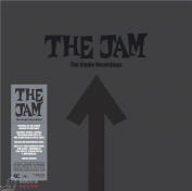 The Jam The Studio Recordings 8 LP Limited Box