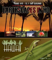 MOVIE - EARTHSCAPES IN HD: HAWAII Blu-Ray