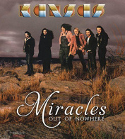 KANSAS - MIRACLES OUT OF NOWHERE CD+Blue-Ray