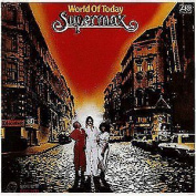 SUPERMAX - WORLD OF TODAY CD