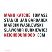 Manu Katche Neighbourhood CD