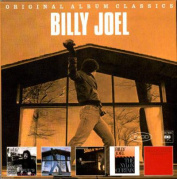 Billy Joel ‎– Original Album Classics 5 CD