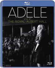 Adele Live At The Royal Albert Hall CD + Blu-Ray
