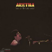 ARETHA FRANKLIN - ARETHA LIVE AT FILLMORE WEST CD