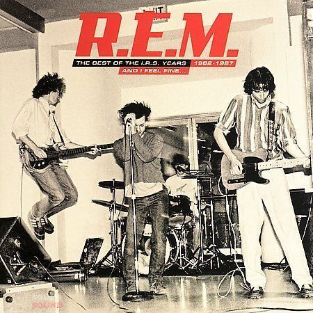 R.E.M. And I Feel Fine (Best Of 1982-1987) CD