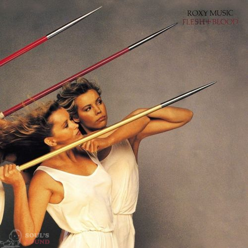Roxy Music - Flesh And Blood LP