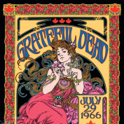 Grateful Dead P.N.E. Garden Auditorium, Vancouver, British Columbia, Canada, 7/29/66 (RSD 2017) 2 LP