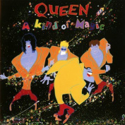 Queen A Kind Of Magic (deluxe) 2 CD