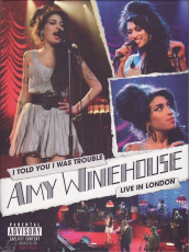 Amy Winehouse I Told You I Was Trouble - Live In London DVD