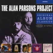 The Alan Parsons Project Original Album Classic 5 CD