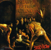 SKID ROW - SLAVES TO THE GRIND CD