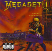 Megadeth Peace Sells...But Who's Buying? CD