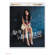 Amy Winehouse Back To Black Blu-ray Audio