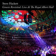 Steve Hackett Genesis Revisited: Live at The Royal Albert Hall 3 LP + 2 CD