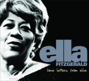Ella Fitzgerald Love Letters From Ella CD