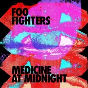 Foo Fighters Medicine At Midnight LP Orange