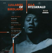 Ella Fitzgerald Lullabies Of Birdland CD