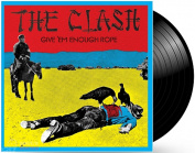 The Clash Give 'Em Enough Rope LP