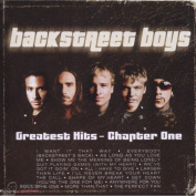 BACKSTREET BOYS - GREATEST HITS - CHAPTER 1 CD