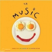 Sia Music - Songs From And Inspired By The Motion Picture LP