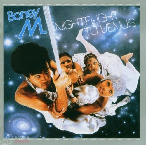 Boney M. Nightflight To Venus CD