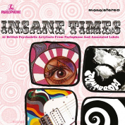 Various Artists Insane Times - 21 British Psychedelic Artyfacts From Parlophone And Associated Labels (RSD 2017) 2 LP