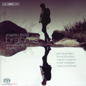 Johannes Brahms, Martin Fröst ‎– Clarinet Quintet And Trio / 6 Songs SACD