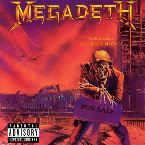 MEGADETH Peace Sells...But Who's Buying? LP