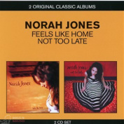 Norah Jones Not Too Late / Feels Like Home 2 CD