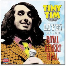 Tiny Tim Live! At The Royal Albert Hall 2 LP RSD2019 Limited