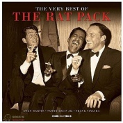 THE RAT PACK VERY BEST OF 2 LP